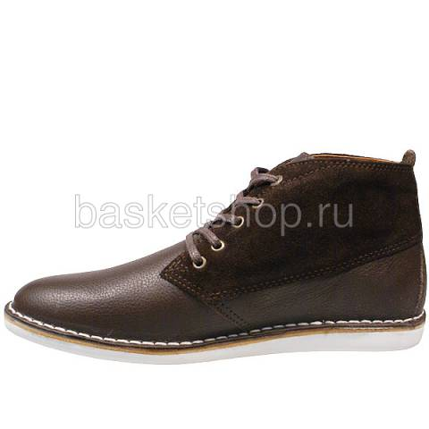 мужские коричневые  ботинки cyril ii l009475-p2099w5/2y70 - цена, описание, фото 2