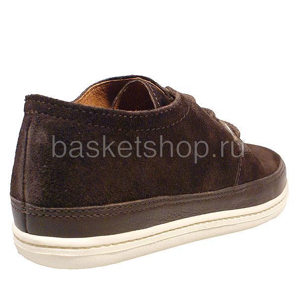 мужские коричневые  ботинки a.j.s. ii l009479-p2122s2/2y82 - цена, описание, фото 3