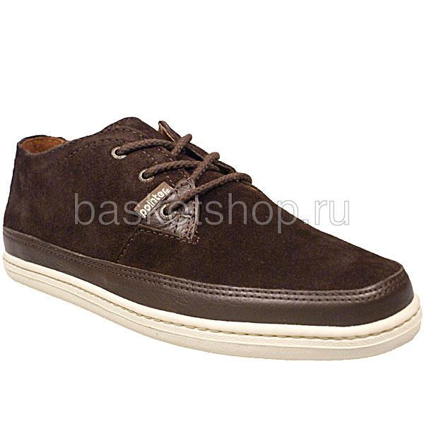 Ботинки A.J.S. IIБотинки<br>кожа, текстиль, резина<br><br>Цвет: коричневый<br>Размеры EUR: 40<br>Пол: Мужской