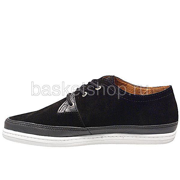мужские черные  ботинки a.j.s. ii l009479-p2122s2/8970 - цена, описание, фото 2