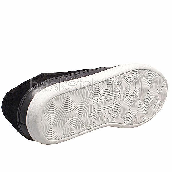 мужские черные  ботинки a.j.s. ii l009479-p2122s2/8970 - цена, описание, фото 4