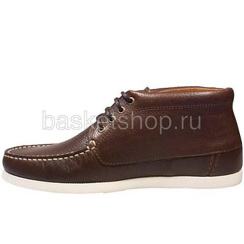мужские коричневые  ботинки  benson !009502-p14328c/2y70 - цена, описание, фото 2