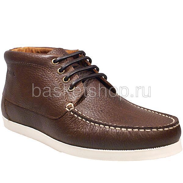 Ботинки  BensonБотинки<br>кожа, текстиль, резина<br><br>Цвет: коричневый<br>Размеры EUR: 41<br>Пол: Мужской