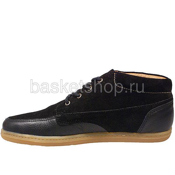 мужские черные  ботинки barajas mid ii l010227-p2102s2/8973 - цена, описание, фото 2