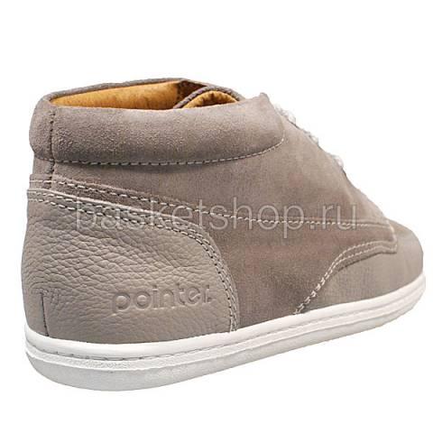 мужские серые, белые  ботинки barajas mid ii l010227-p2102s2/9170 - цена, описание, фото 3