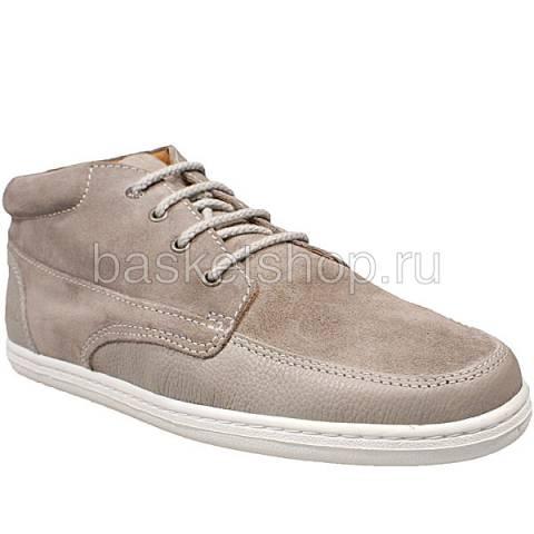 мужские серые, белые  ботинки barajas mid ii l010227-p2102s2/9170 - цена, описание, фото 1