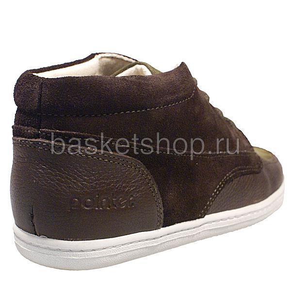мужские коричневые, зеленые  ботинки barajas mid ii l010227-p2102s2/z570 - цена, описание, фото 3