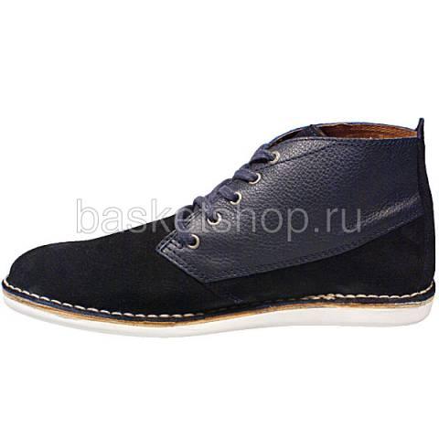 мужские синие  ботинки cyril ii l010230-p2092s2/7770 - цена, описание, фото 2