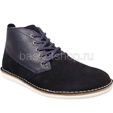 мужские синие  ботинки cyril ii l010230-p2092s2/7770 - цена, описание, фото 1