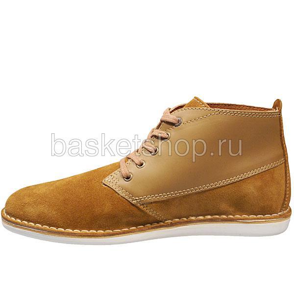мужские коричневые  ботинки cyril ii l010230-p2092s2/t270 - цена, описание, фото 2