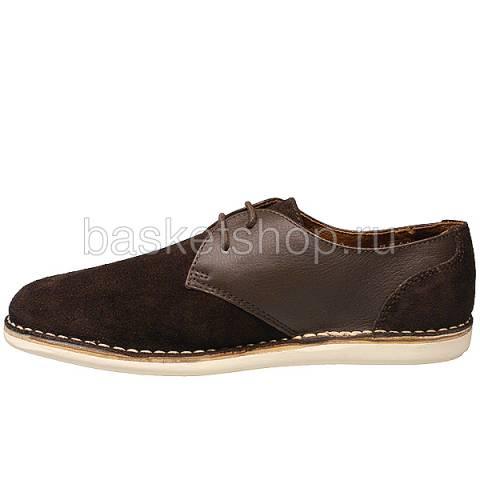 мужские коричневые  ботинки crago l010232-p2292s2/ca82 - цена, описание, фото 2