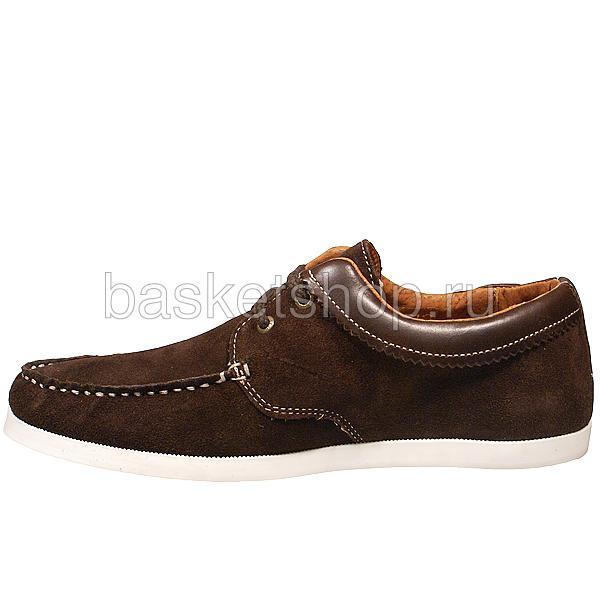 мужские коричневые  ботинки saha l010262-p1442s2/5070 - цена, описание, фото 2