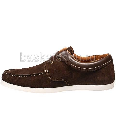Купить мужские коричневые  ботинки saha в магазинах Streetball - изображение 2 картинки