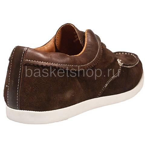 Купить мужские коричневые  ботинки saha в магазинах Streetball - изображение 3 картинки