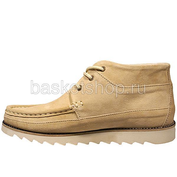 Купить мужские бежевые  ботинки conor в магазинах Streetball изображение - 2 картинки