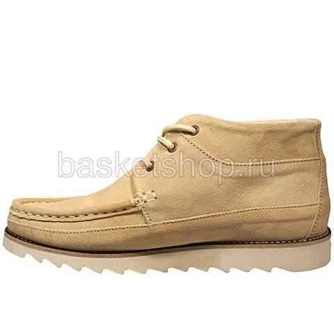 Купить мужские бежевые  ботинки conor в магазинах Streetball - изображение 2 картинки