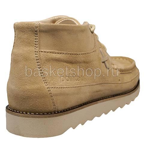 Купить мужские бежевые  ботинки conor в магазинах Streetball - изображение 3 картинки
