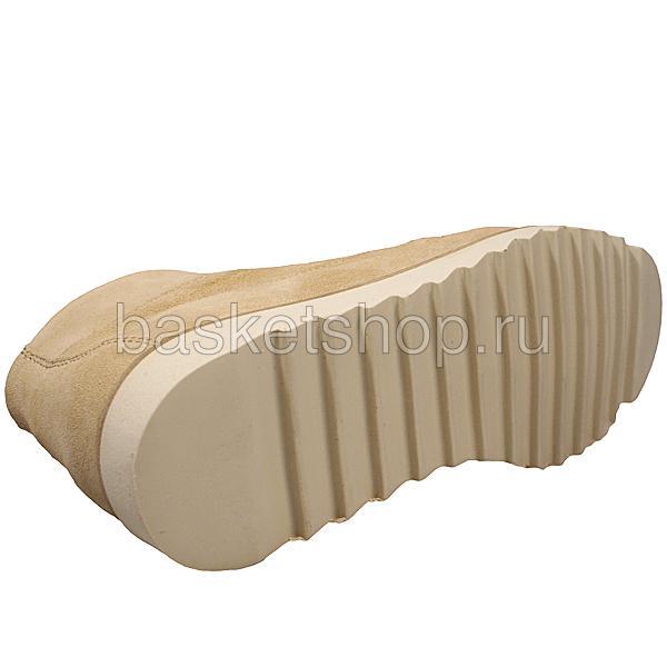 мужские бежевые  ботинки conor 010293-P238894F/4570 - цена, описание, фото 4