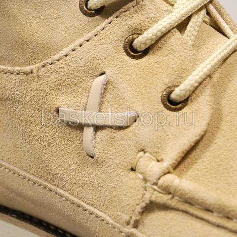 Купить мужские бежевые  ботинки conor в магазинах Streetball - изображение 5 картинки