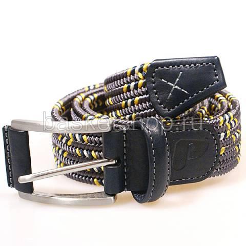 мужской серый, синий, желтый  zigzag belt l011562-p241g66/z400 - цена, описание, фото 1