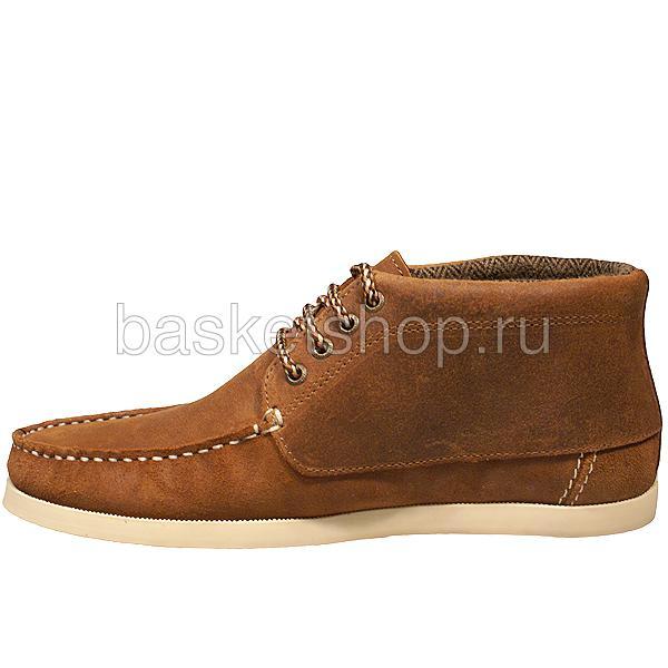 мужские коричневые  ботинки benson l011583-p1431u6/u982 - цена, описание, фото 2