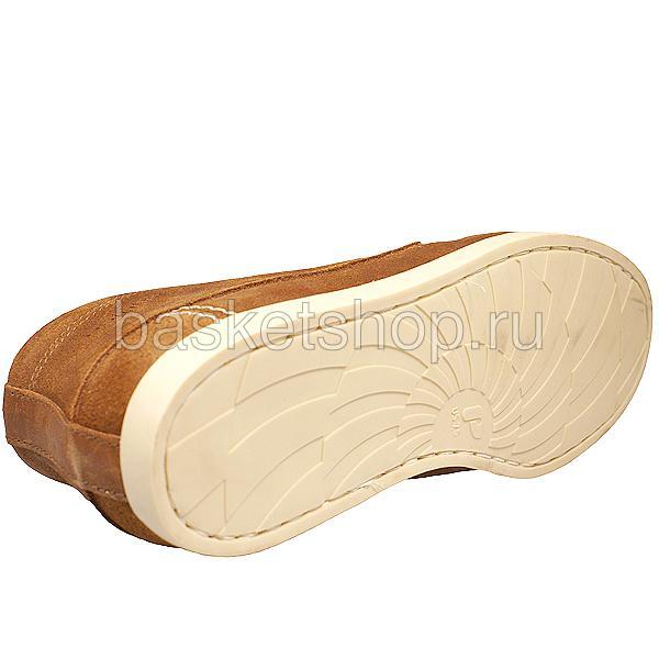 мужские коричневые  ботинки benson l011583-p1431u6/u982 - цена, описание, фото 4