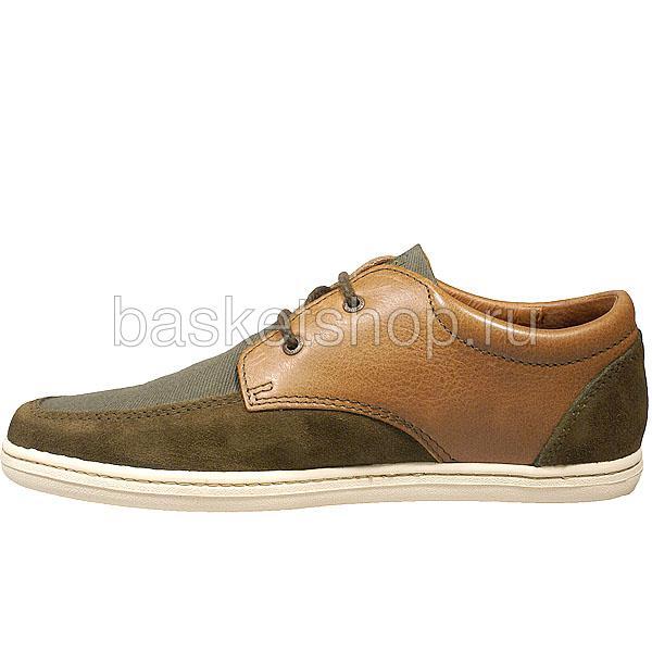 Купить мужские коричневые, зеленые  ботинки barajas ii в магазинах Streetball изображение - 2 картинки
