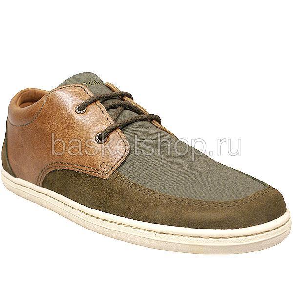 Купить мужские коричневые, зеленые  ботинки barajas ii в магазинах Streetball изображение - 1 картинки