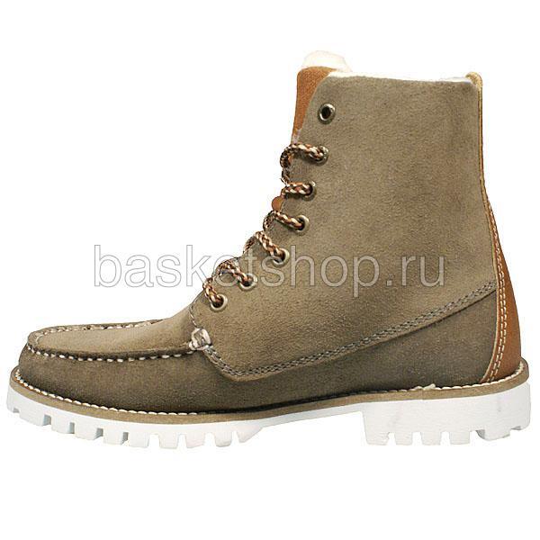 женские коричневые  ботинки farai 011613/7E70 - цена, описание, фото 2
