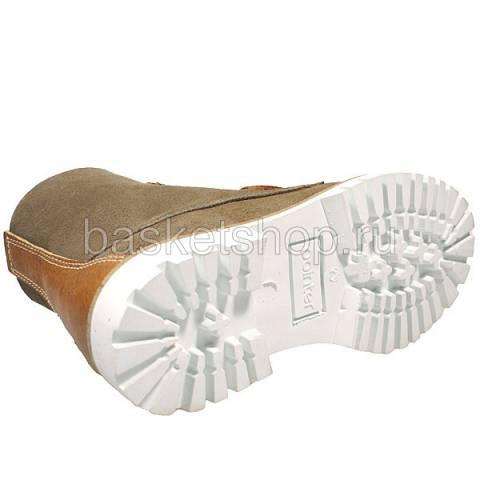 женские коричневые  ботинки farai 011613/7E70 - цена, описание, фото 4
