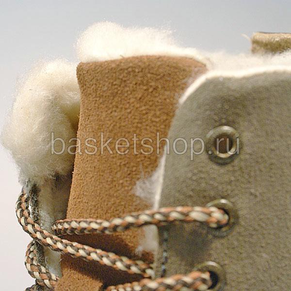 женские коричневые  ботинки farai 011613/7E70 - цена, описание, фото 5