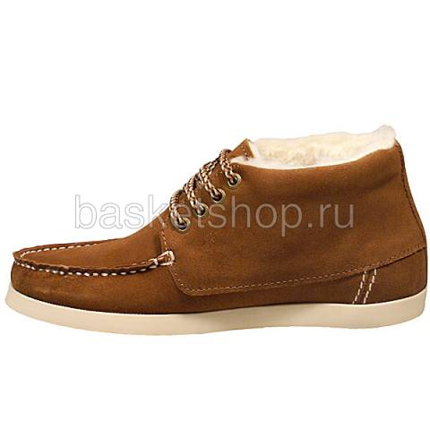 женские коричневые  ботинки caz 011616/U982 - цена, описание, фото 2