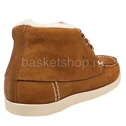 женские коричневые  ботинки caz 011616/U982 - цена, описание, фото 3