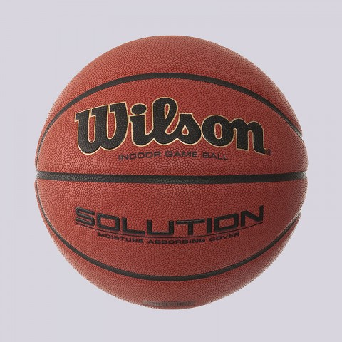 Мяч Wilson Solution Fiba № 6