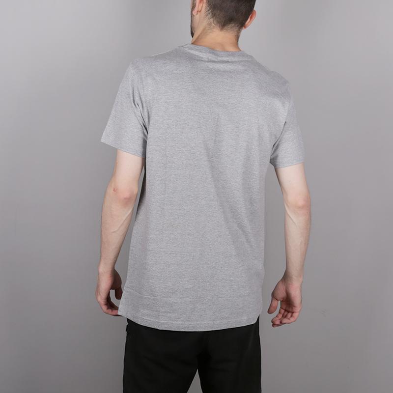 мужскую серую  футболка wemoto pimpin b146-heather - цена, описание, фото 4
