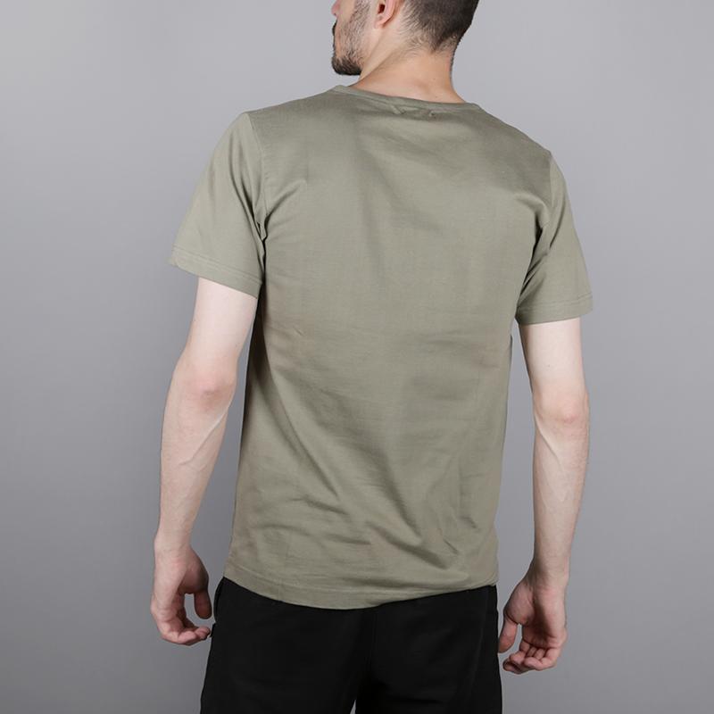 мужскую зелёную  футболка wemoto wemoto x roos 1W00670830 - цена, описание, фото 3