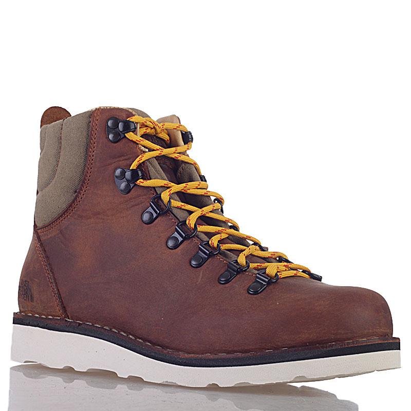 мужские коричневые  ботинки the north face ms manteca T0A8BND1M - цена, описание, фото 1