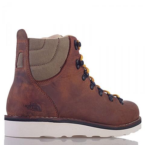 мужские коричневые  ботинки the north face ms manteca T0A8BND1M - цена, описание, фото 2