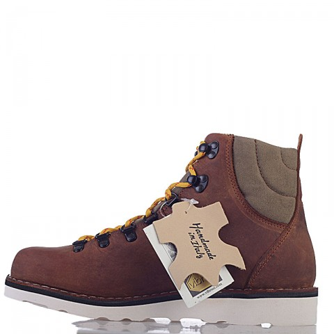 мужские коричневые  ботинки the north face ms manteca T0A8BND1M - цена, описание, фото 3