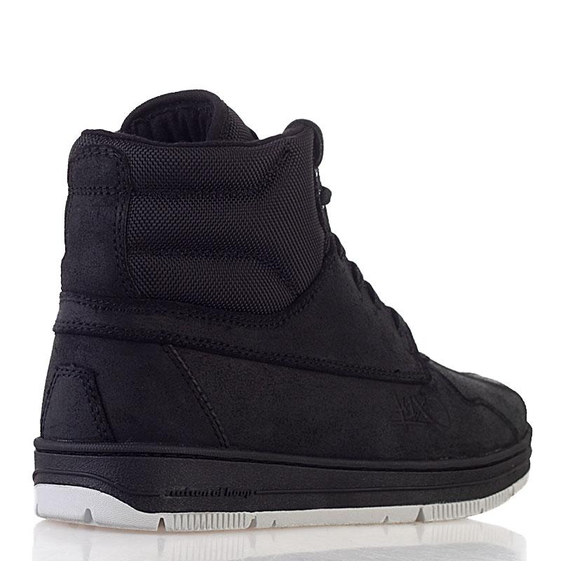 51418f30 мужские черные ботинки shellduck boot 1000-0131/0012 - цена, описание, фото