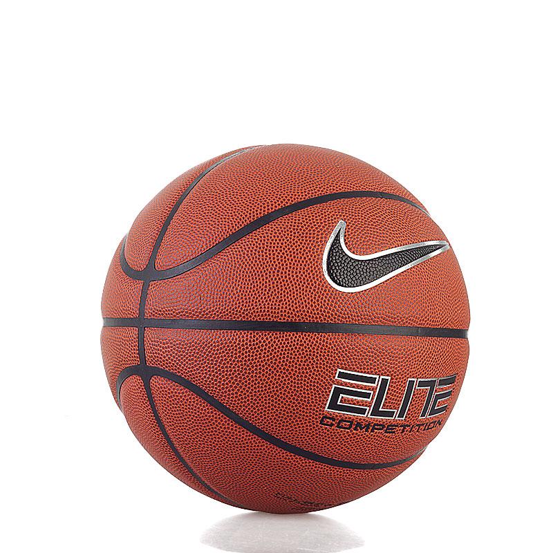 Мяч баскетбольныйМячи<br>иск. кожа<br><br>Цвет: коричневый<br>Размеры US: 7