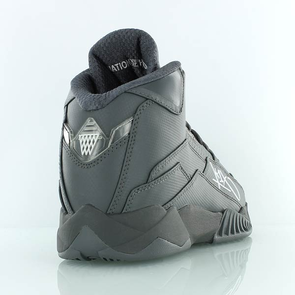 Купить мужские серые  кроссовки anti gravity в магазинах Streetball изображение - 2 картинки