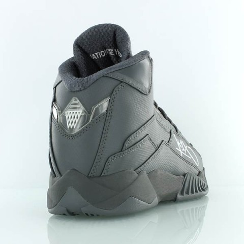 Купить мужские серые  кроссовки anti gravity в магазинах Streetball - изображение 2 картинки