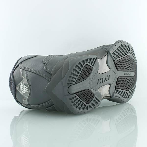 Купить мужские серые  кроссовки anti gravity в магазинах Streetball изображение - 4 картинки