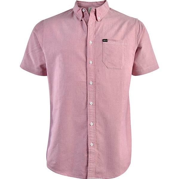 Рубашка Oxford Short SleeveПоло рубашки<br>100% хлопок<br><br>Цвет: розовый<br>Размеры US: S<br>Пол: Мужской