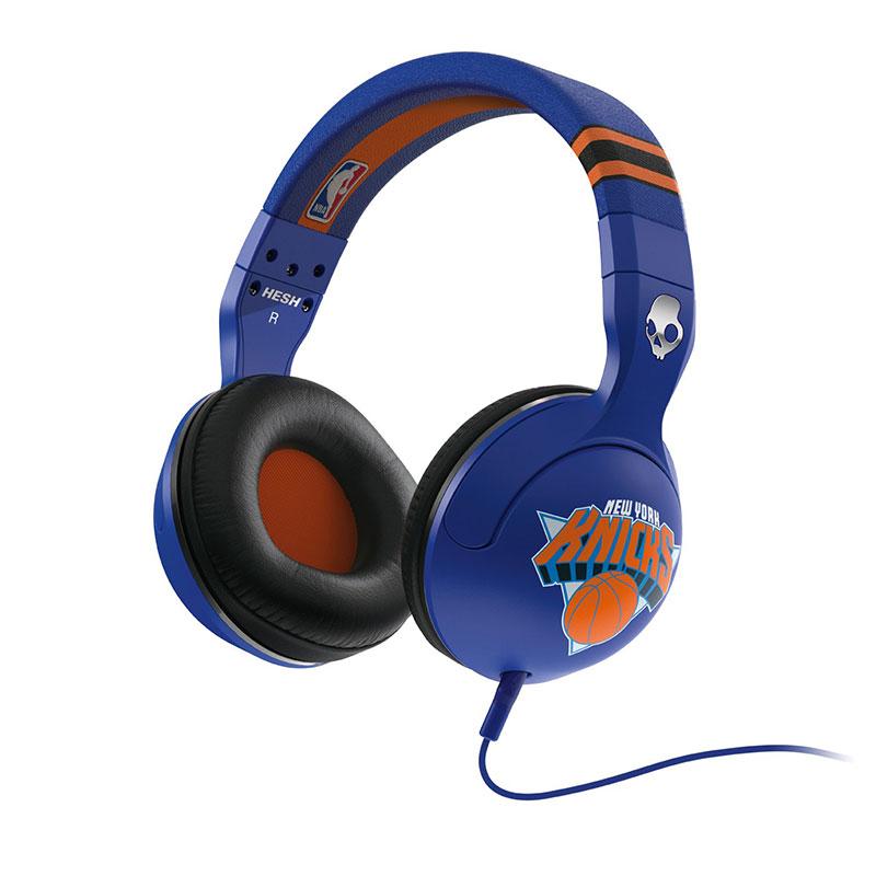 синие  наушники hesh new york S6HSDY-308 - цена, описание, фото 1