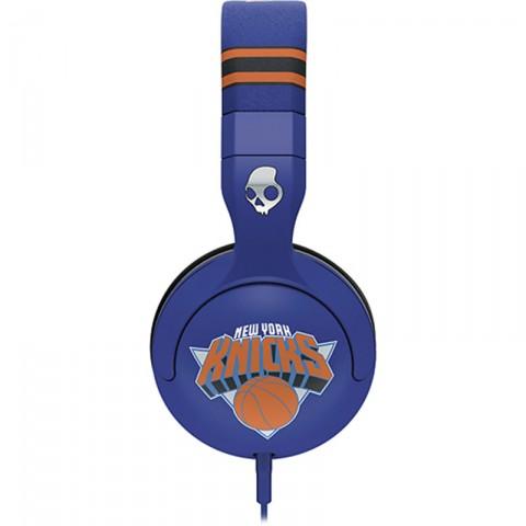синие  наушники hesh new york S6HSDY-308 - цена, описание, фото 2
