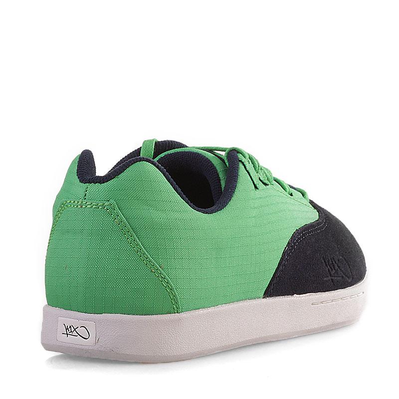 мужские черные, зеленые  кроссовки call ie 1000-0145/3420 - цена, описание, фото 2