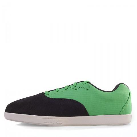 мужские черные, зеленые  кроссовки call ie 1000-0145/3420 - цена, описание, фото 3