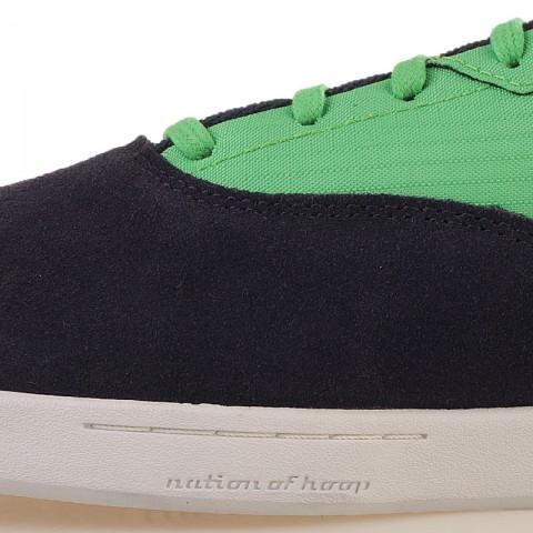 мужские черные, зеленые  кроссовки call ie 1000-0145/3420 - цена, описание, фото 4